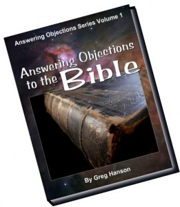 Answering Objections to the Bible